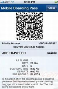 how to use air nz mobile boarding pass