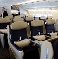 Btnews the business travel news for Interieur d avion air france