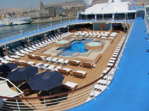 BTNews The Business Travel News - Insignia cruise ship