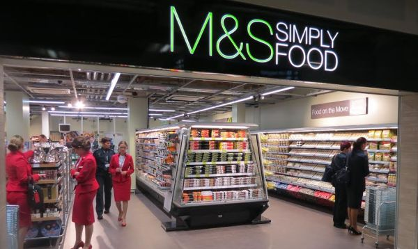 M S Simply Food New Stores