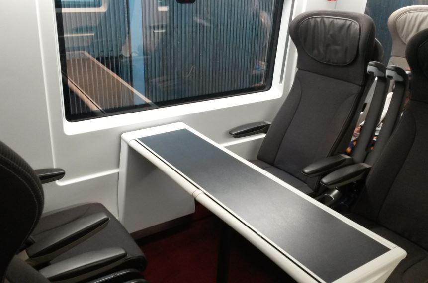 Eurostar Seats To Avoid